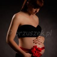 Sesja ciążowa w prezencie