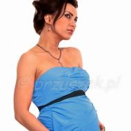 Sesja ciążowa z maikijażem