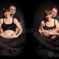 Sesja ciążowa i sesja noworodkowa