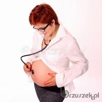 Profesjonalne zdjęcia ciążowe