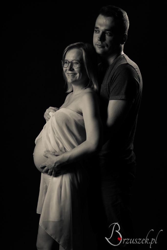 Sesja ciążowa z mężem Warszawa