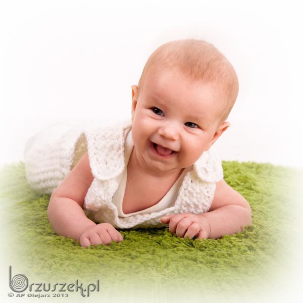 Zdjęcia niemowlęce Warszawa