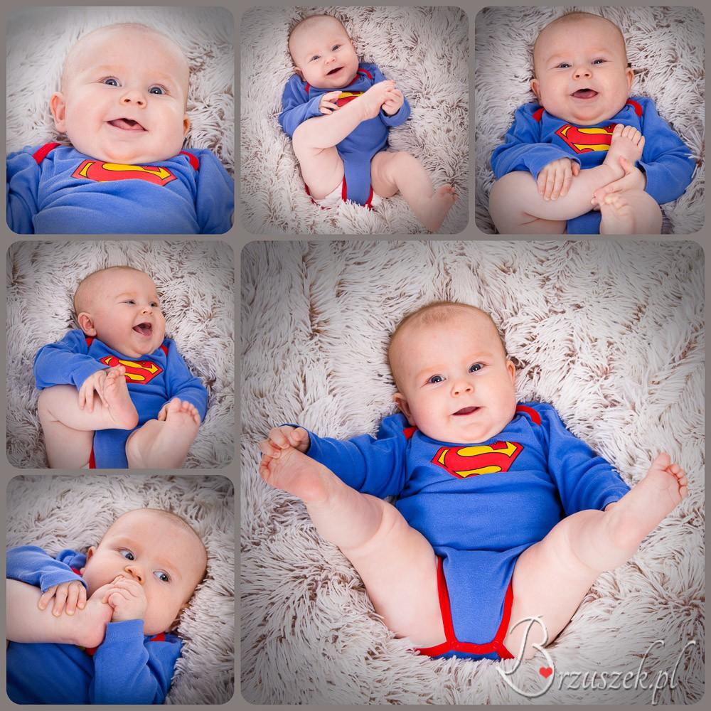 SEsja niemowlęca Supergirl