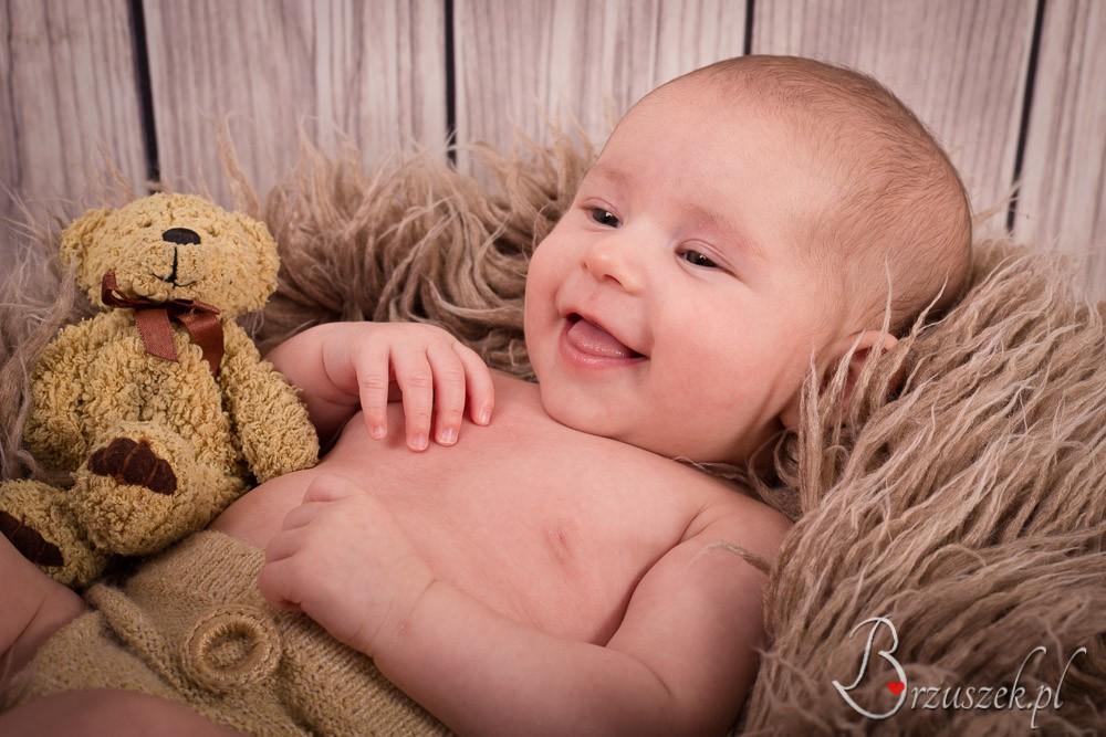 Sesja niemowlęca